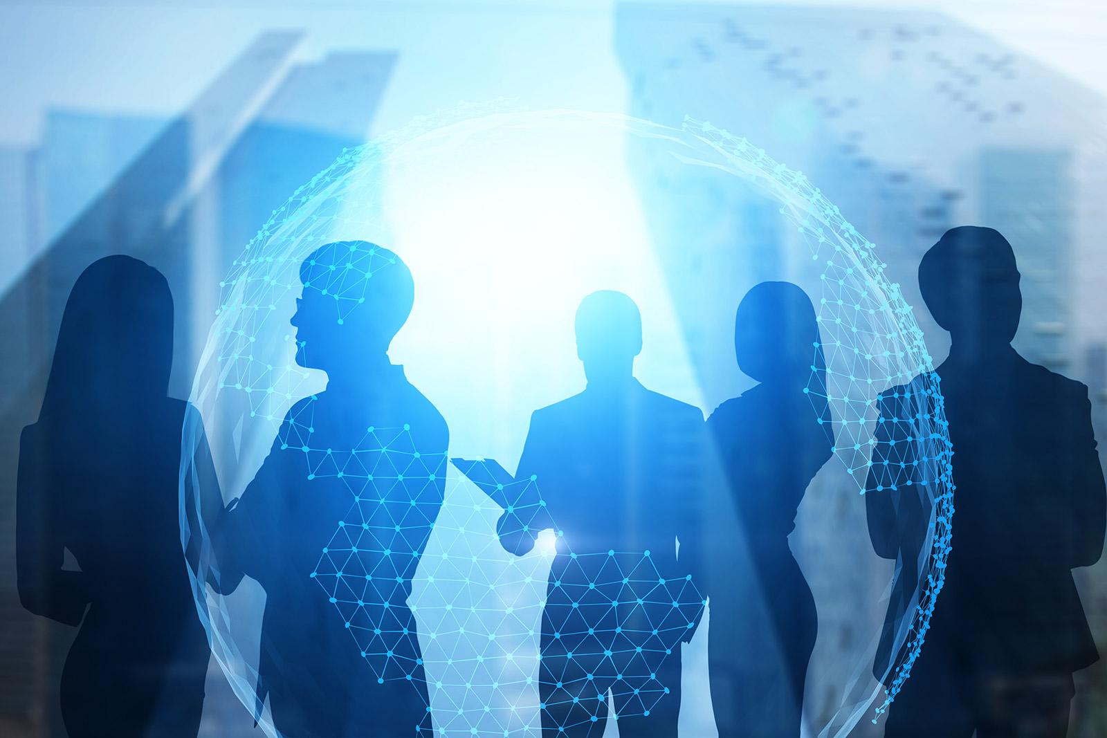 business-teams-on-blue-background - EI World