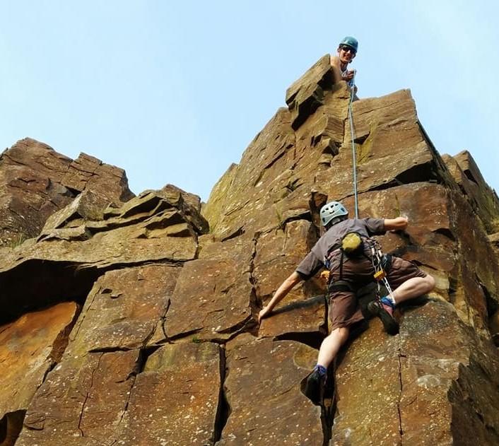 Team_Work_Rockclimb